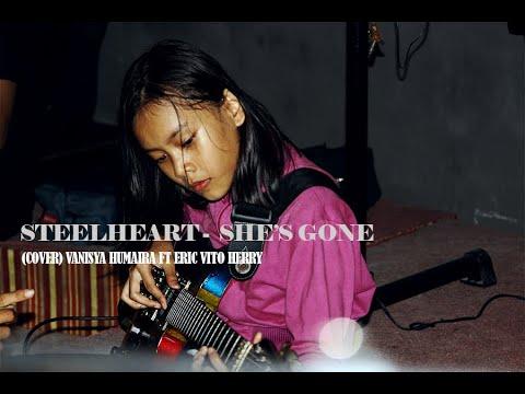 Steelheart - She's gone (cover) Vanisya Humiara ft Eric Vito Herry (Live Recording))