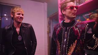 MUSE   Thought Contagion [Behind The Scenes]