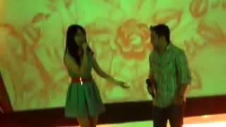 @Adinda_adi Feat Abdul - Just For You Di Kota Kasablanca 2-2-2013