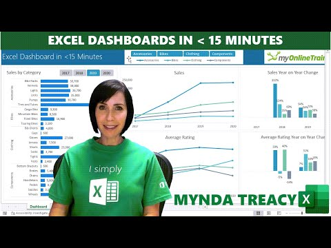 Secrets to Building Excel Dashboards in Under 15 Minutes! - YouTube