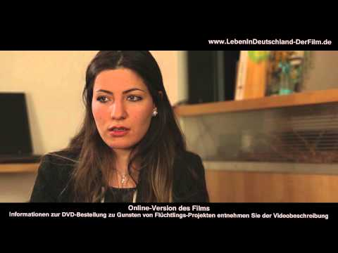 Leben in Deutschland - aus der Sicht von Flüchtlingen (Film-Projekt 2015) [Dokumentation]
