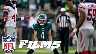 Carson Wentz Manipulates Giants to Set Up Iconic Kick (Week 3)   NFL Turning Point