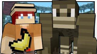 Minecraft   GORILLA ESCAPE AT THE ZOO!!   Custom Mod Adventure
