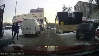 Алматы. Дороги нашего города. Декабрь