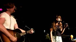 Jenny Lewis & Johnathan Rice - End of the Affair