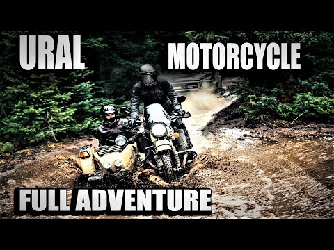 Ural Sidecar Motorcycles & Adventures
