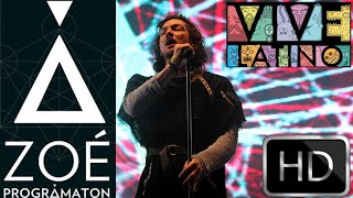 No hay dolor - ZOÉ - Vive Latino 2014 [HD]