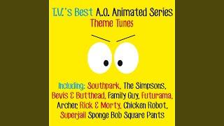 Spongebob Squarepants (Main Title Theme)