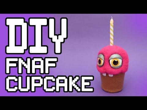 FNAF Cupcake LED DIY Tutorial