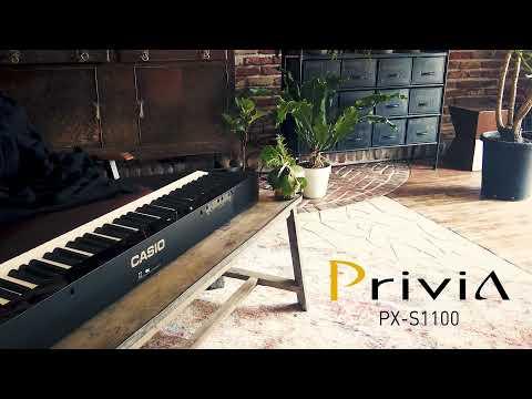 Piano Casio Privia PX-S1100 (New)   Short Movie