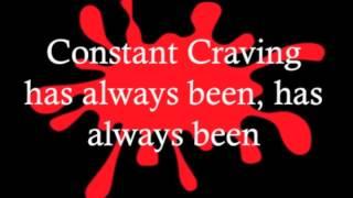 k.d. lang~constant craving