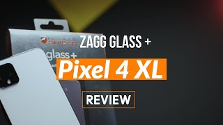 ZAGG Invisible Shield Glass Screen Protector for Pixel 4 XL