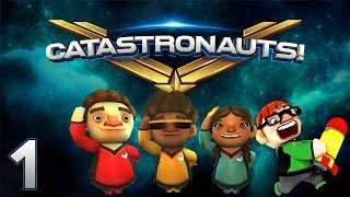 Picture of a game: Catastronauts