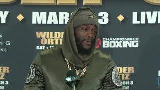 Wilder vs. Ortiz: Post-Fight Press Conference | SHOWTIME CHAMPIONSHIP BOXING