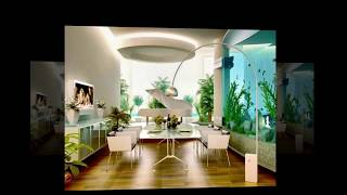 Aquariums In Homes - 16 Best Ideas