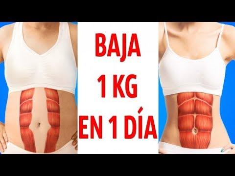 Adelgazar en 2 meses a 10 kg.