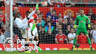 Best overhead-kick goals in Premier League history | NBC Sports