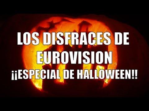 Disfraces de Eurovision (Especial Halloween)