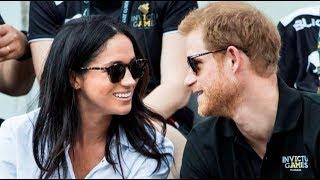 Принц Гарри женится на Меган Маркл