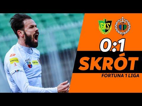 Wideo: GKS Jastrzębie - Chrobry Głogów 0:1 (skrót)