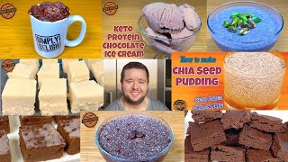 8 Easy Keto Dessert Recipes That Are Perfect For This Holiday Season!