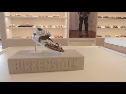 schuhkurier Award 2015 - Birkenstock (Bester Schuhhersteller des Jahres)