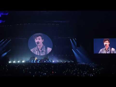 Shawn Mendes (션 멘데스) - Stitches LIVE @ KSPO DOME 션 멘데스 내한 공연 - THE TOUR ASIA