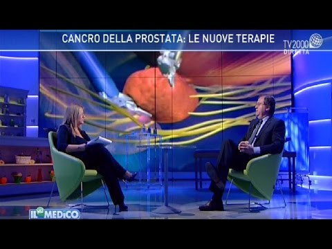 Abstract di cancro alla prostata