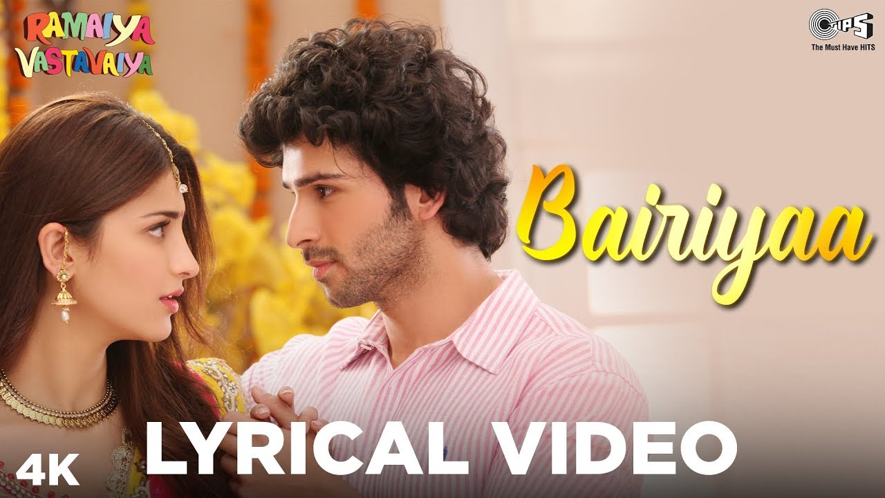 Bariyan Hindi lyrics