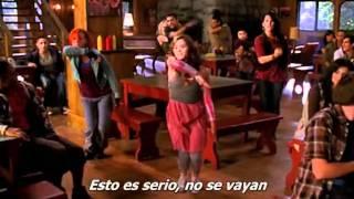 Camp Rock 2 - Can't Back Down Sub Español [HD]