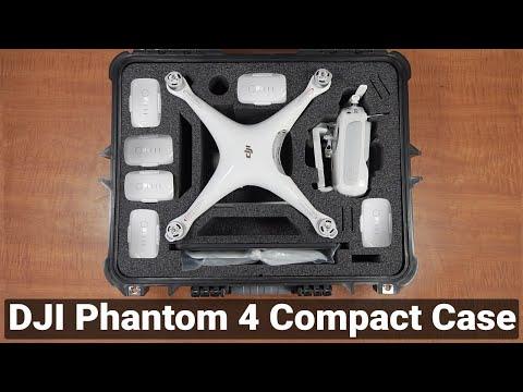 DJI Phantom 4 Compact Case - Featured Youtube Video