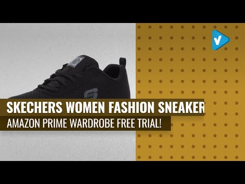 Try On Your New Skechers Women Fashion Sneakers Now On Amazon Prime Wardrobe Free Trial