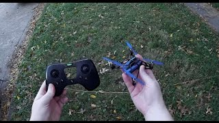Parrot - Rolling Spider with FlyPad - Flight Review