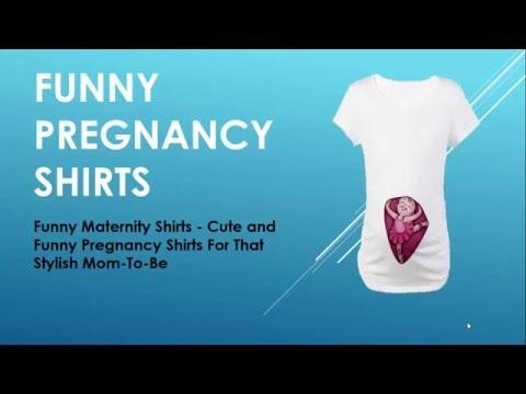 Cute Pregnancy Shirts | Funny Maternity Shirts | Cute Funny Maternity Shirts