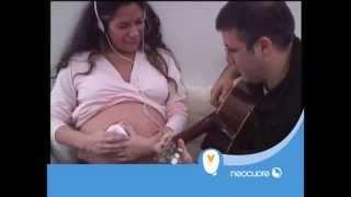 Musicoterapeuta Gabriel Federico y producto Neocuore