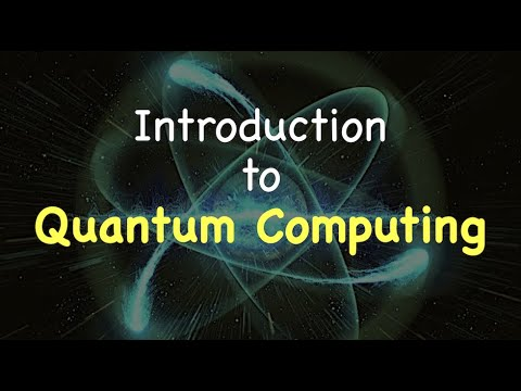 Introduction to Quantum Computing | Complete course | Lecture 1 ...