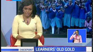 Learners Old Gold: Kenya's oldest practicing teacher? Paul Mainge is 82 years old