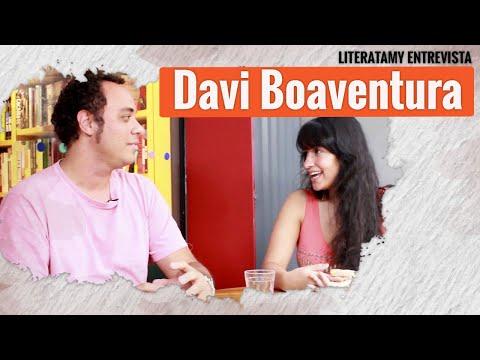 MÔNICA VAI JANTAR, por Davi Boaventura (entrevista) | LiteraTamy