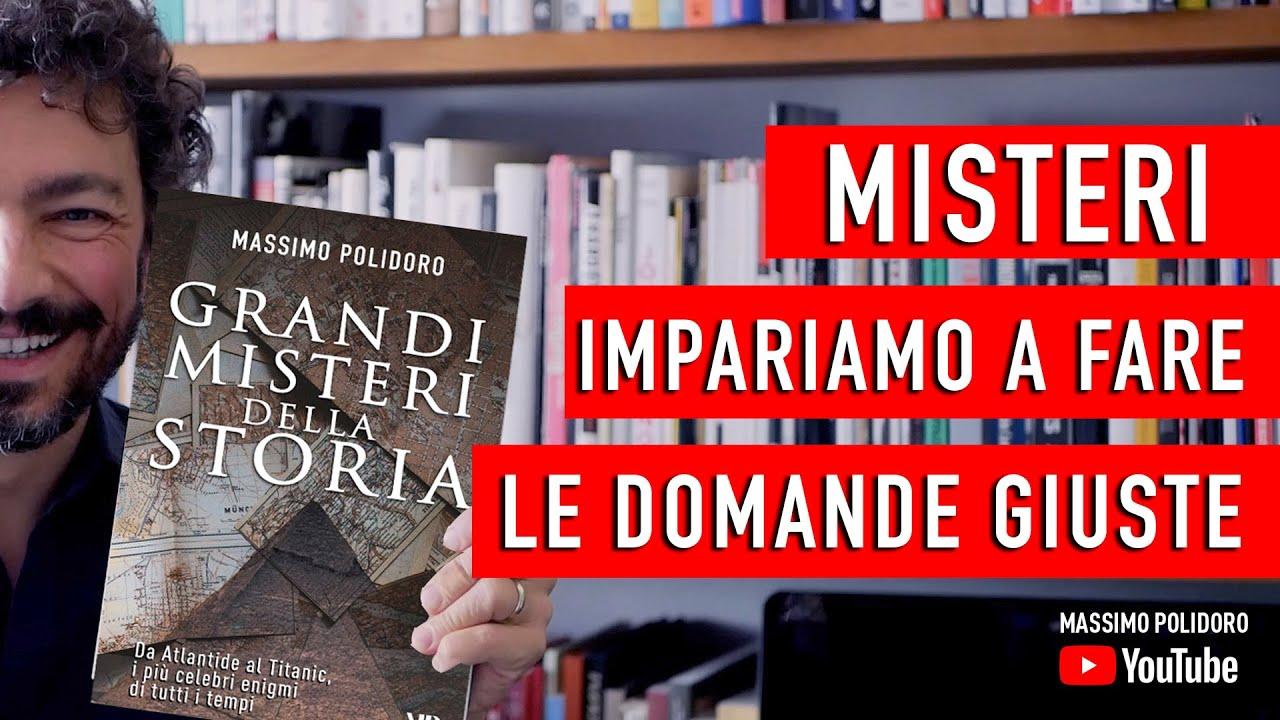 """Torna """"Grandi misteri della storia"""" anche in ebook!"""