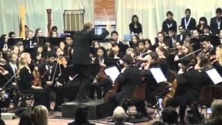 Orquesta SOIJAr y la Orquesta Filarmónica Juvenil de New England Conservatory