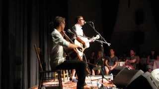 Entourage (live) - Steven Page & Kevin Fox