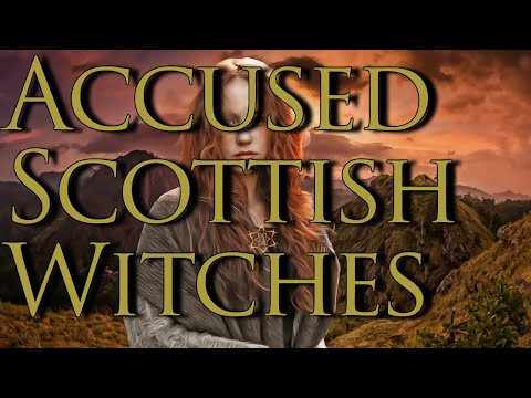 Scottish Witch Trials: The Dreel Graveyard