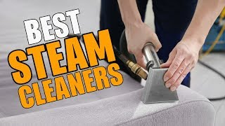 Best Steam Cleaners Review 2020 - Top 4 Best Steam Cleaner For Tile, Carpet, Couch, Car & Upholstery