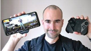 Asus ROG Phone II Gaming Test - PubG Mobile Perfection?