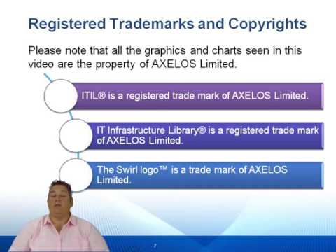 ITIL® 2011: Release, Control and Validation: Course Introduction ...