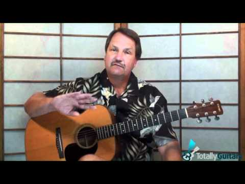 Free YouTube Online Acoustic Guitar Lessons - TotallyGuitars.com