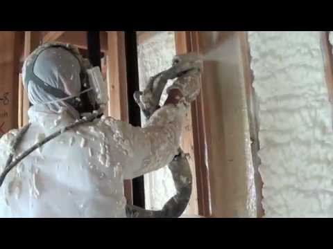 New Construction Residential - Normandy Beach, NJ - Spray Foam Insulation