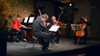 Schumann: Klavierquintett Es-Dur op. 44: IV – Finale |Barbara Moser, Artis-Quartett