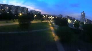 RC ZMR250 FPV вечер Москва