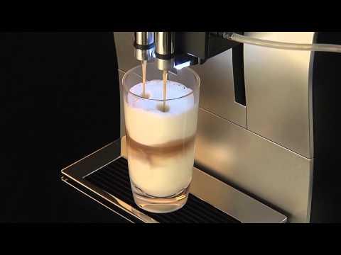 Jura Z6 - Kaffeevollautomat einer neuen Generation - SuhlTV